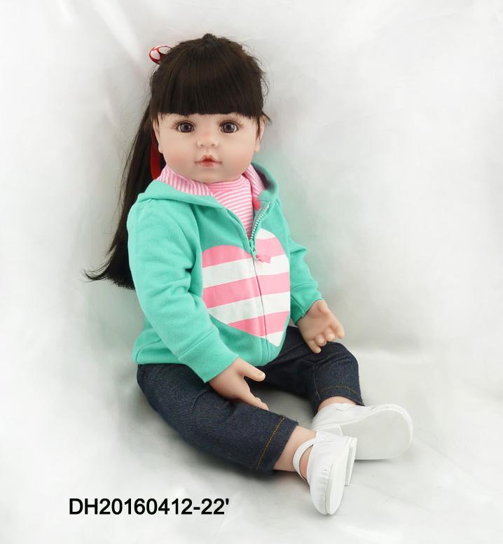 18/'/'45cm Realistic Looking Baby Boy Real Lifelike Reborn Doll Toddler Handmade