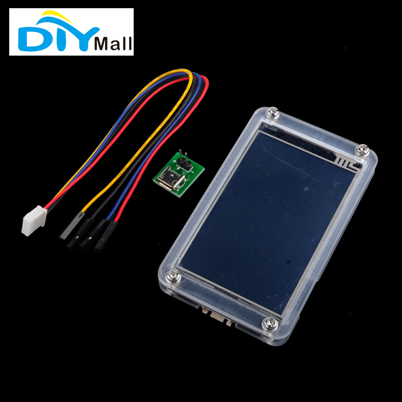 Details about 3 2'' Nextion Enhanced HMI Touch Display for Arduino  Raspberry Pi+Acrylic Case