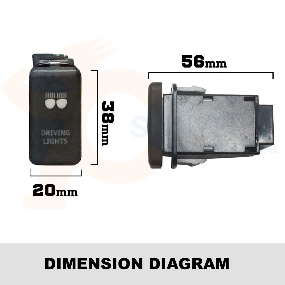 Driving light wiring diagram toyota hilux wikishare toyota oem replacement led driving light push rocker switch hilux 5f81c0d5 95fb 4c6c 926f 28ee48657c44 331565715980 cheapraybanclubmaster Gallery