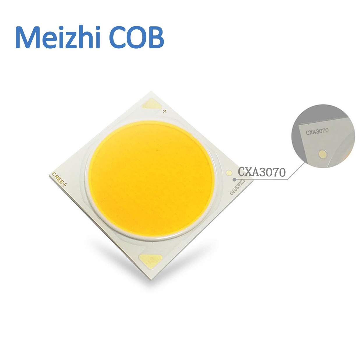 Meizhi Cree Cob 300w 600w Led Grow Lights Full Spectrum