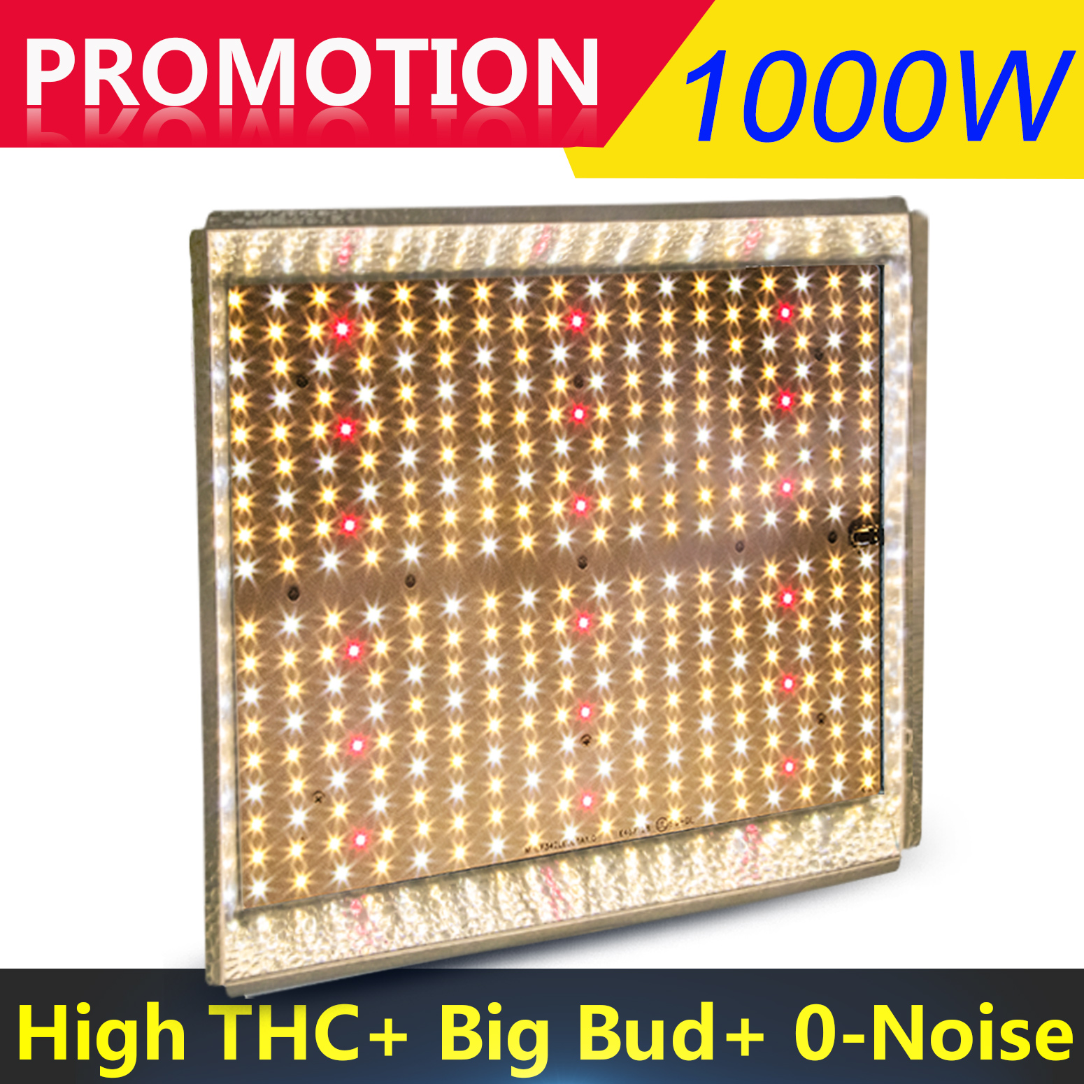 Mars Hydro Ts 1000w Led Grow Lights Full Spectrum Veg Bloom Indoor Plants Lamp Ebay