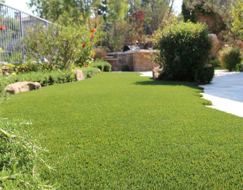 Astro Turf Garden >> Details About Clearance Luxury Artificial Grass Astro Turf Realistic Lawn Green Garden 27mm