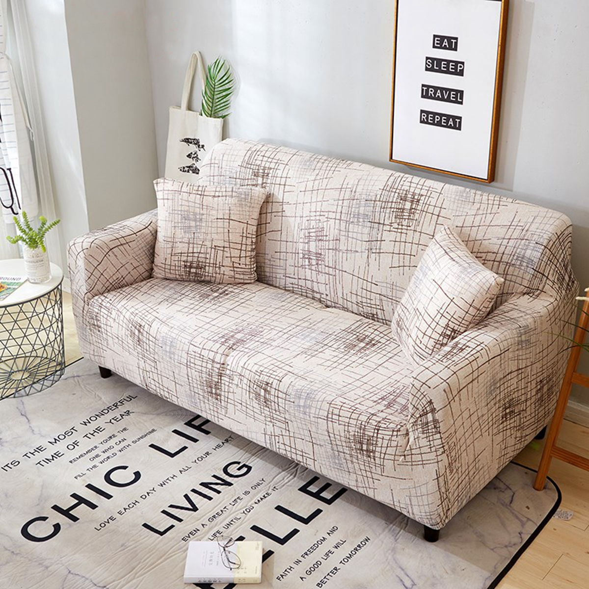 Enjoyable Details About Sofa Cover Slipcover 1 2 3 4 Recliner Pet Protector Sofa Cover Couch Covers Unemploymentrelief Wooden Chair Designs For Living Room Unemploymentrelieforg