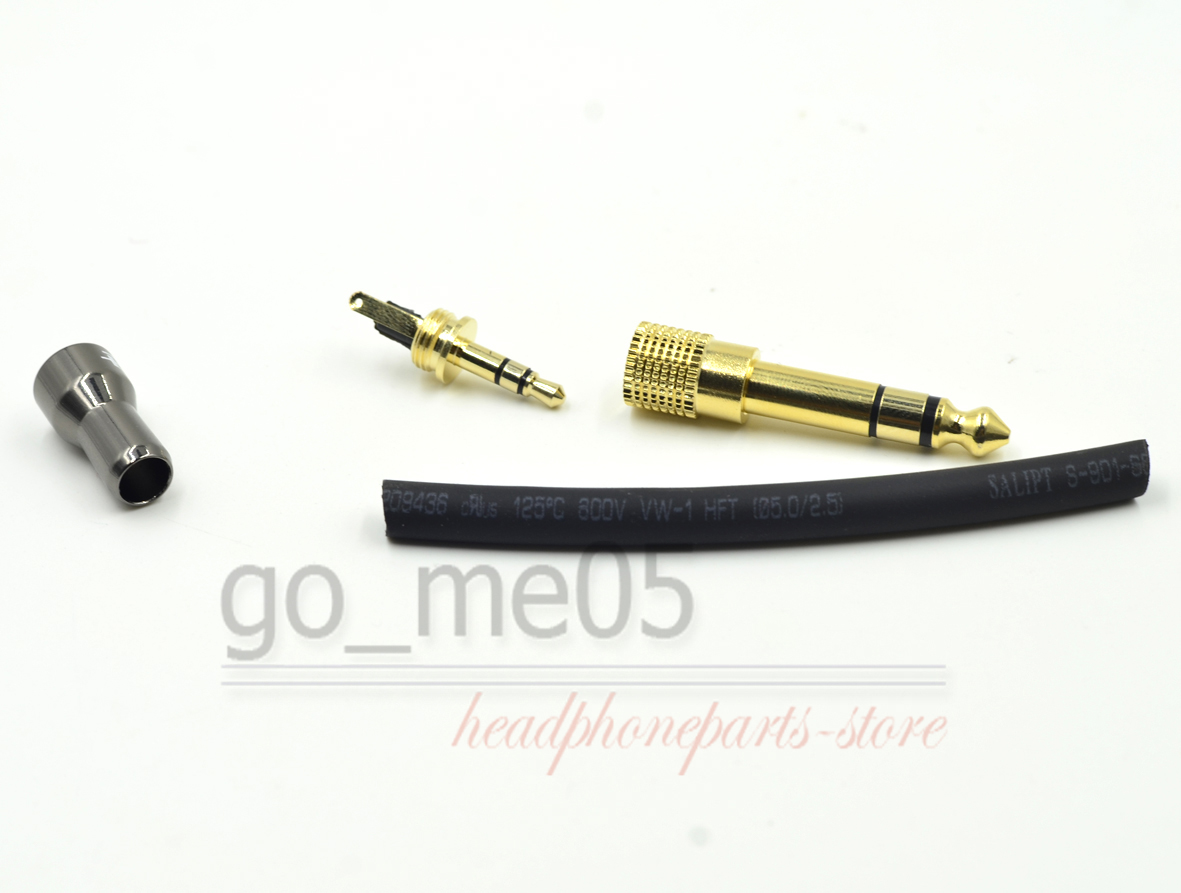 Headphone plug repair
