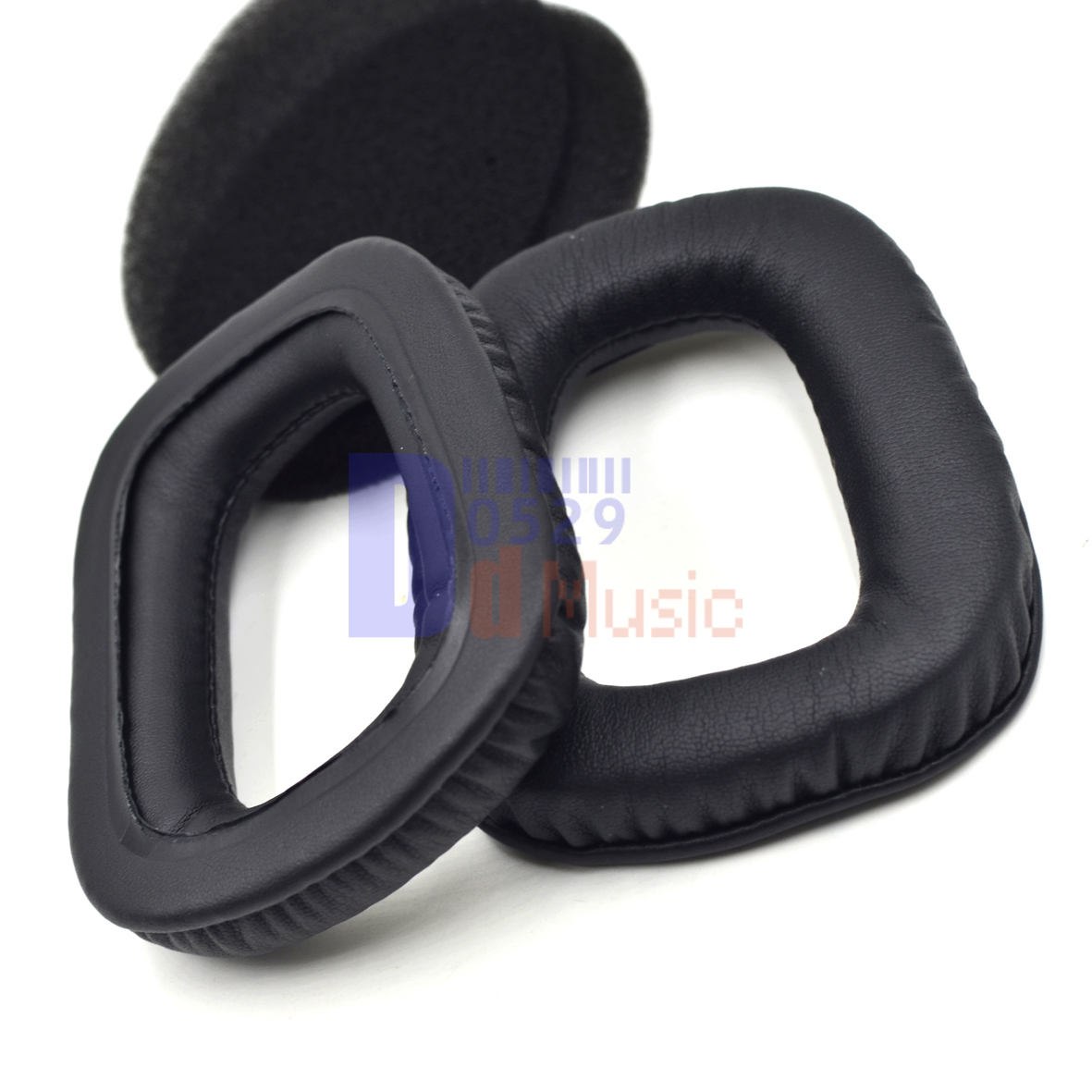Details about Replace ear pads ear cushion for logitech G130 G230 G430 G930 F450 F headphones