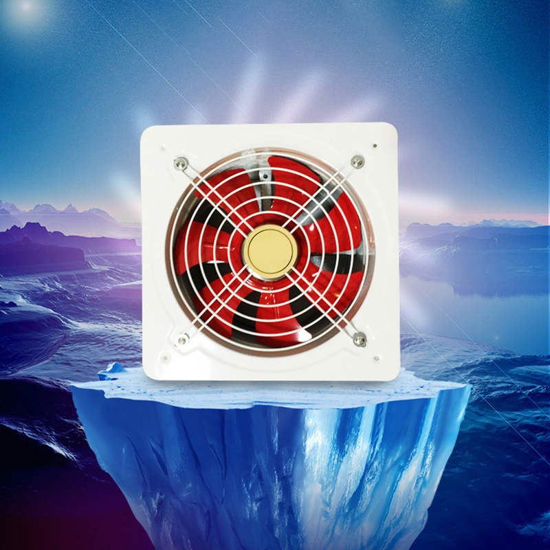"Ceiling Mounted Extractor Fan For Bathroom: 6"" Ventilation Extractor Exhaust Fan Kitchen Bathroom"