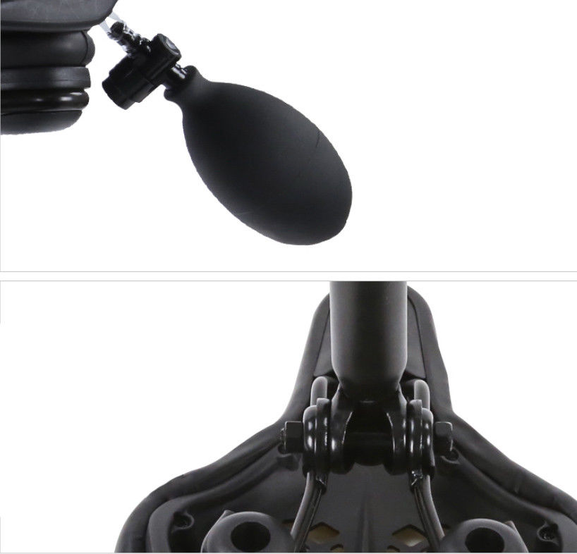 Soft Inflatable Road MTB Mountain Bike Bicycle Saddle Cycling Seat Air Bag