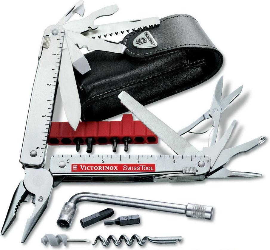 Victorinox Swiss Army Knife Swisstool Plus 3 0338 L 39 In