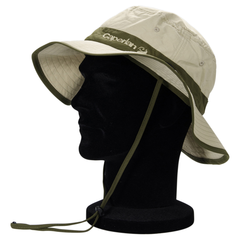 c43c8bf5d Caperlan Foldable Bucket Hat Outdoor Camping Hunting Fishing UV50+ ...
