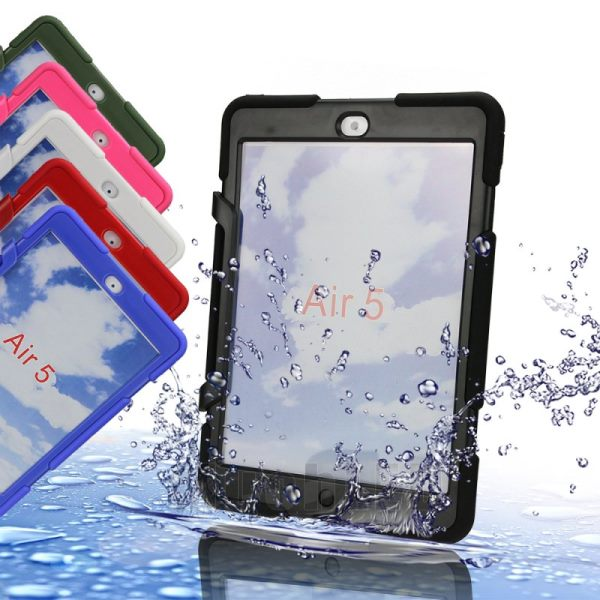Waterproof Shockproof Dirt Proof Durable Hard Stand Case