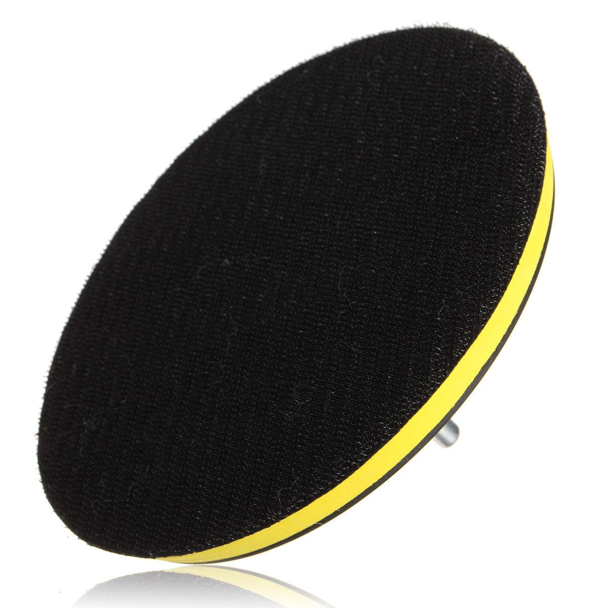 11x polierschwamm polierpads set cf 150mm polierscheibe auto polierpad polierset ebay. Black Bedroom Furniture Sets. Home Design Ideas