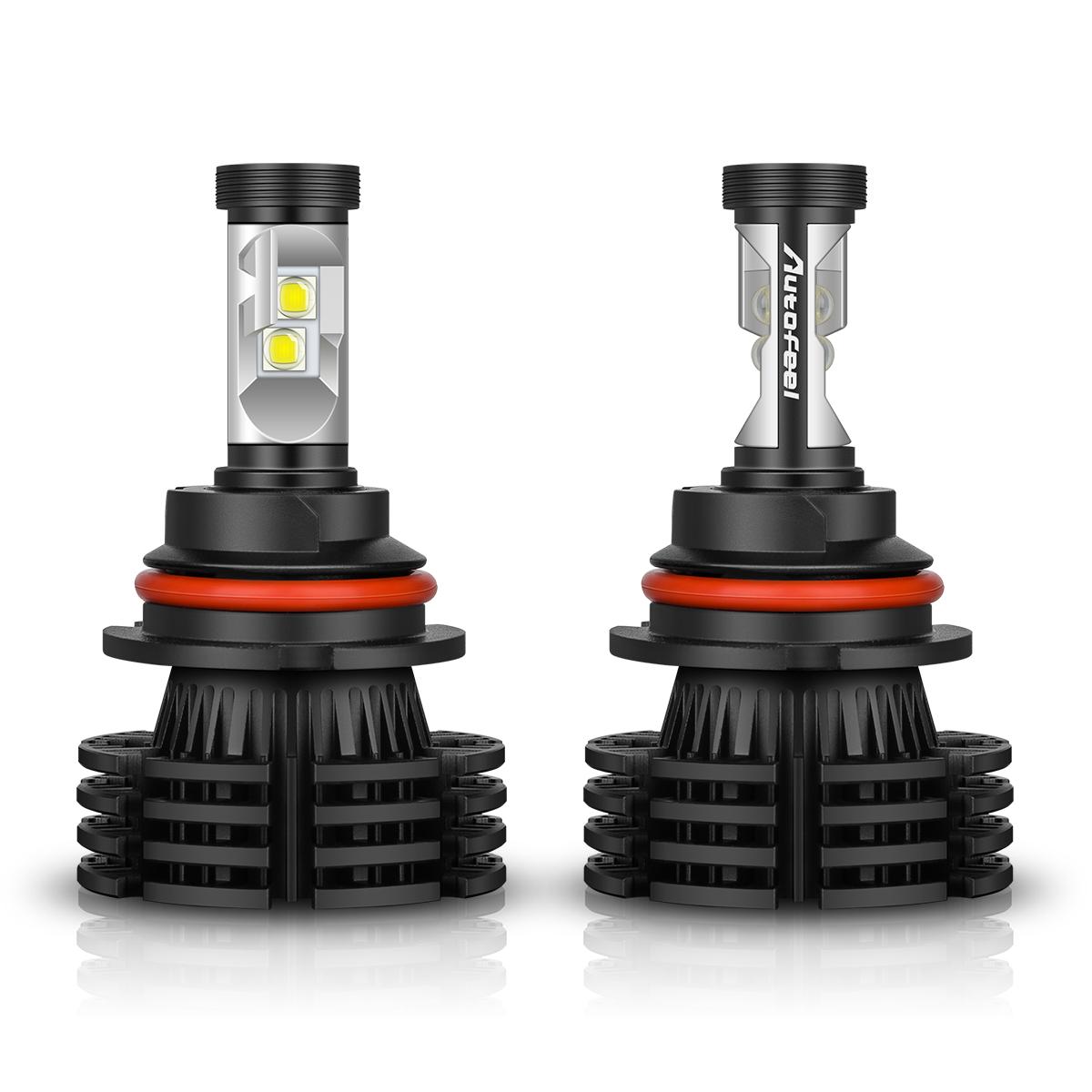 2x 9007 Hb5 1800w 279000lm Cree Led Headlight High Power Car Bulb Xentec Hid Light Wiring Diagram 6000k Lamp 12v