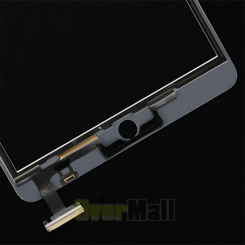 2 x White Front Touch Screen Glass Digitizer Lens Replacement For iPad Mini 1/&2