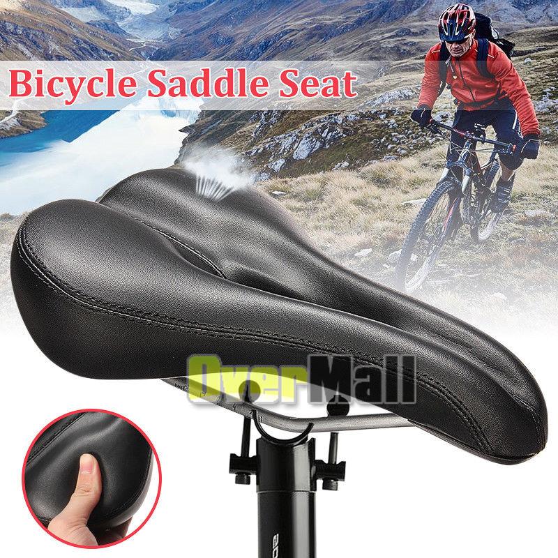 MTB Road Mountain Bike Cycling Riding BMX Sports Hollow Saddle Seat Bicycles US