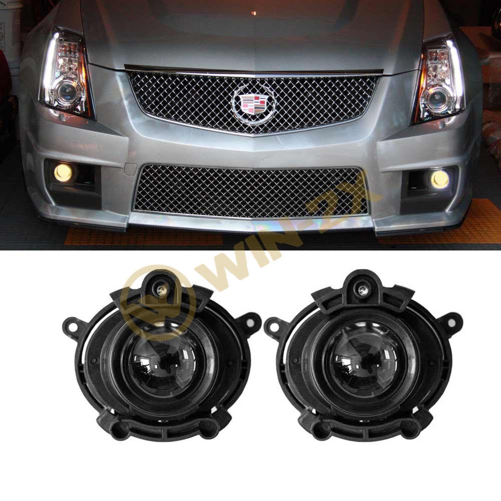 GM2590106 For Buick Cadillac Chevy Saturn Driver Side or Passenger Fog Light