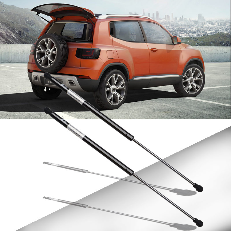 2Pcs Rear Window Glass Gas Lift Supports Support Struts For Passport Rodeo