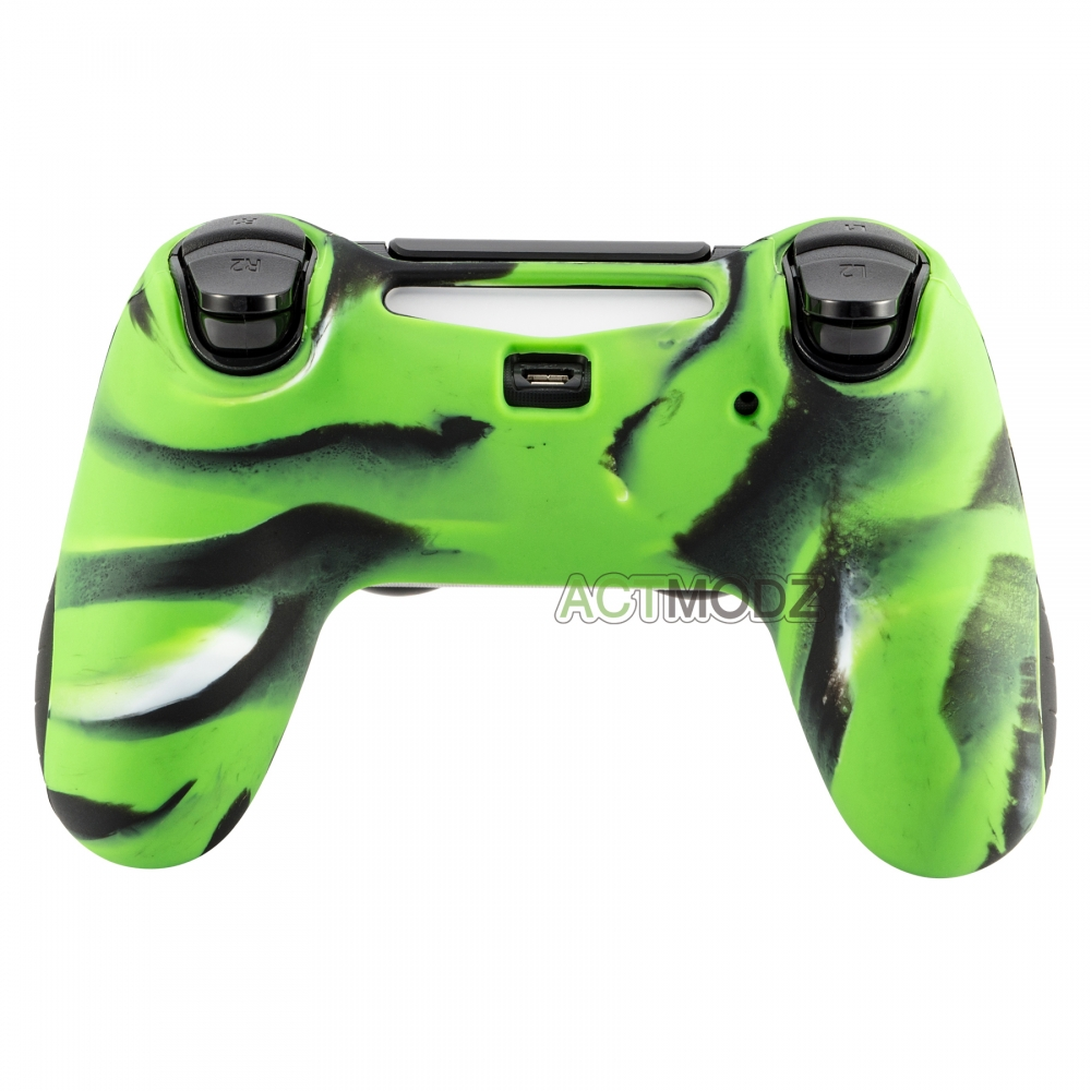 Custom Soft Rubber Gel Silicone Protective Sleeve Skin Cover for PS4 Controller