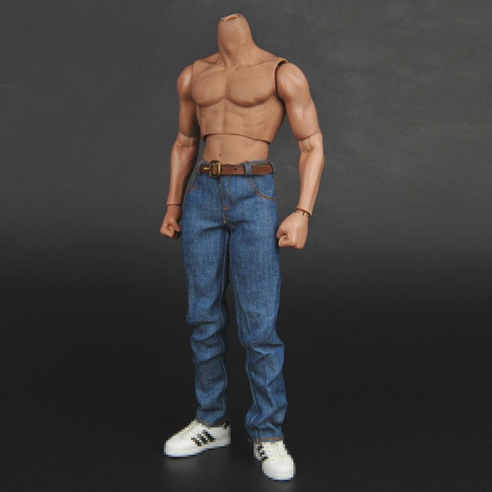 "Belt Set For 12/"" Male Figure Hot Toys Jeans 1//6 Scale Male Cuba Hero T-shirt"