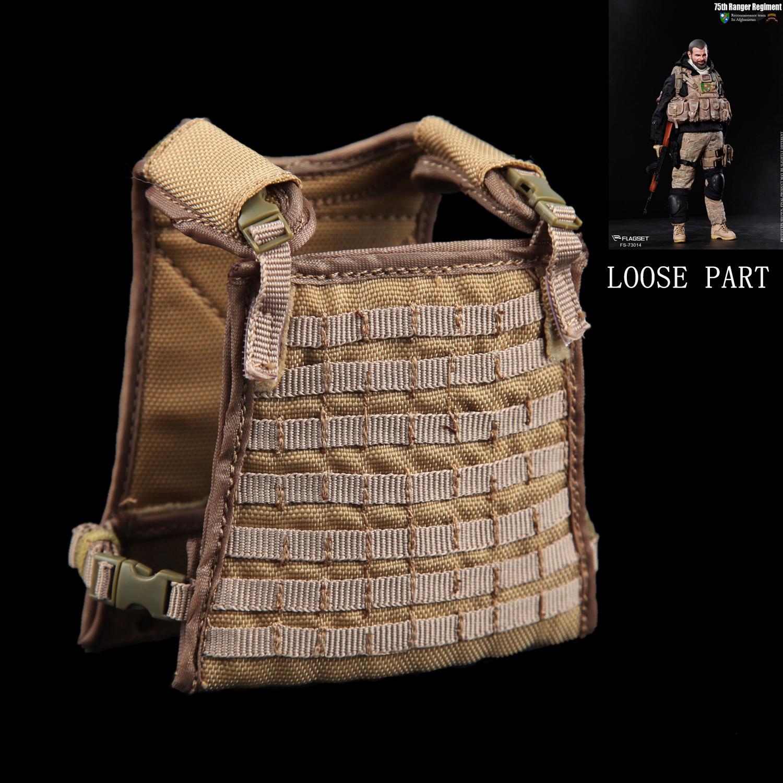 "FLAGSET FS 73014 1//6th US 75th Ranger Regiment body model F 12/"" Figure"