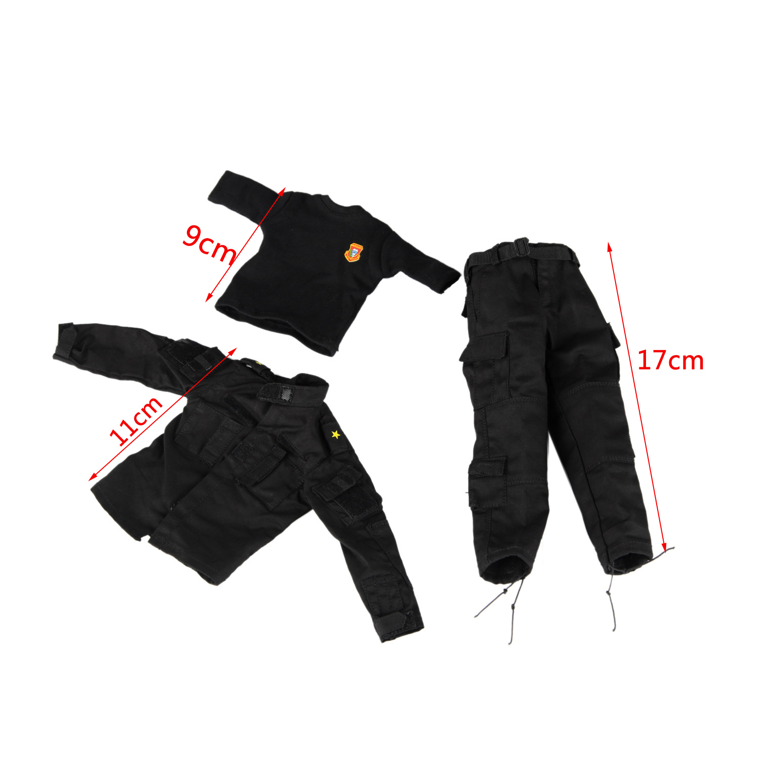 83296f877 Soldier Story 1/6 Scael ISOF Iraq Special Operations Forces T-shirt Shirt  Pants