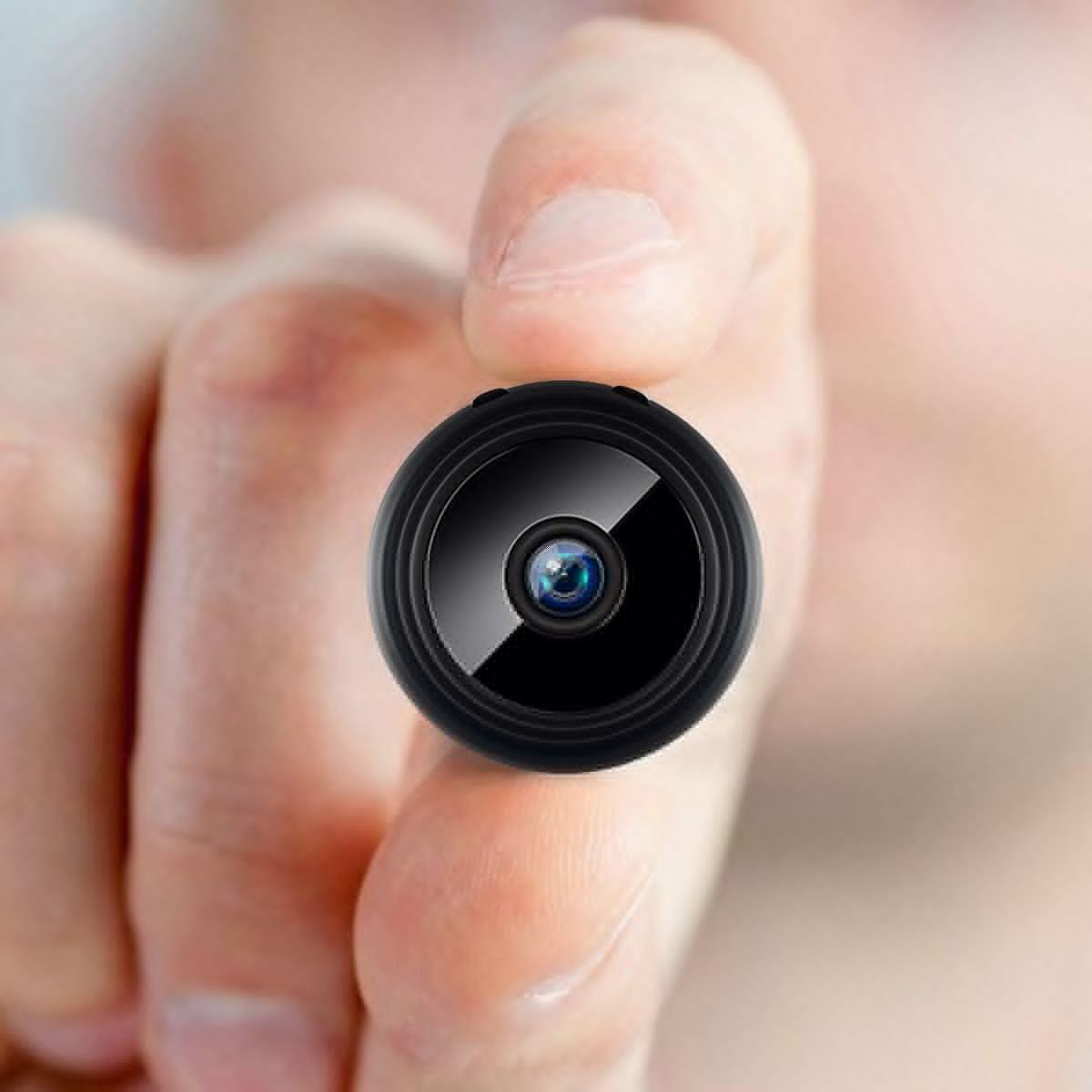 1x 1080P HD Mini Hidden Spy Camera Camcorder DVR Video Recorder Cam Night Vision