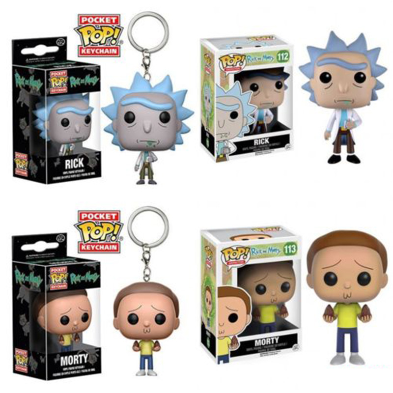 112  Rick Rick and Morty Netflix NEW !!! Funko POP Animation