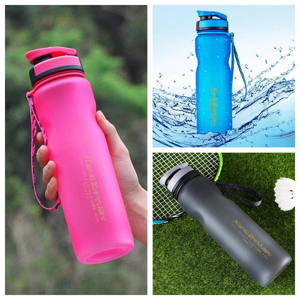 Details about 1L Outdoor Sports Drinking Water Bottle Leak-Proof Cycling  Travel Hiking Cup UK