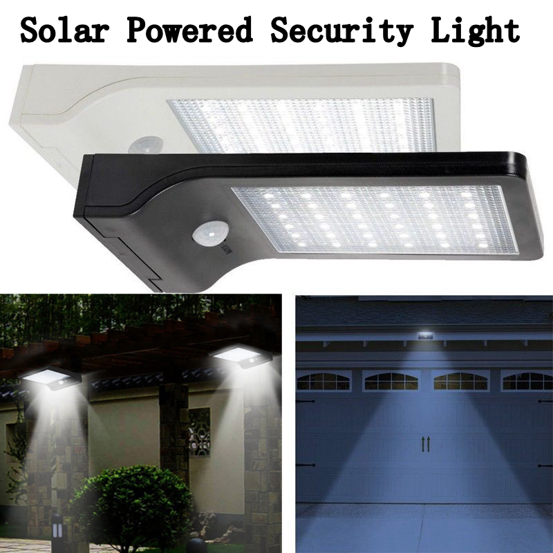 Led Pir Motion Security Flood Light