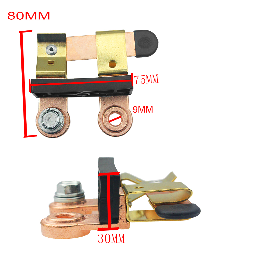 Battery Disconnect Knife Blade Switch Side Post Heavy Duty