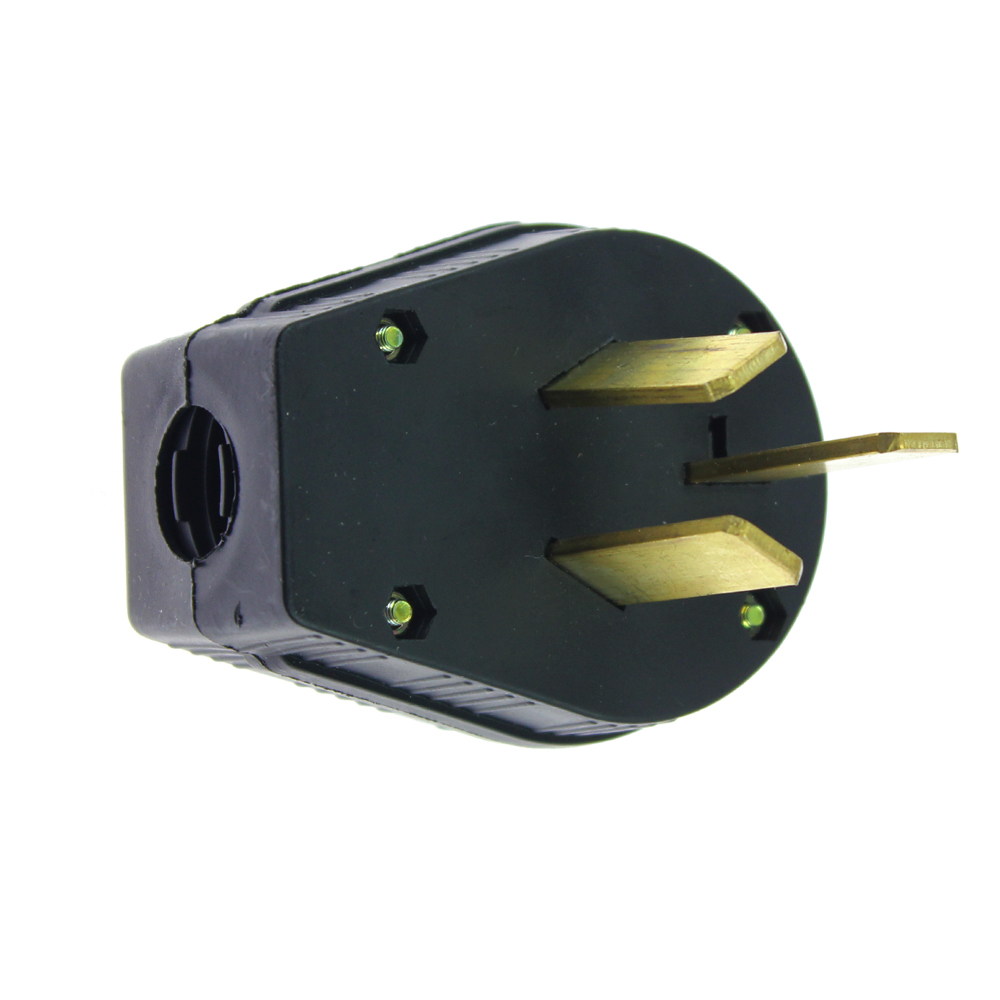 50 Amp 220 Volt 3 Prong Plug Replacement Fit Electrical RV Welder ...