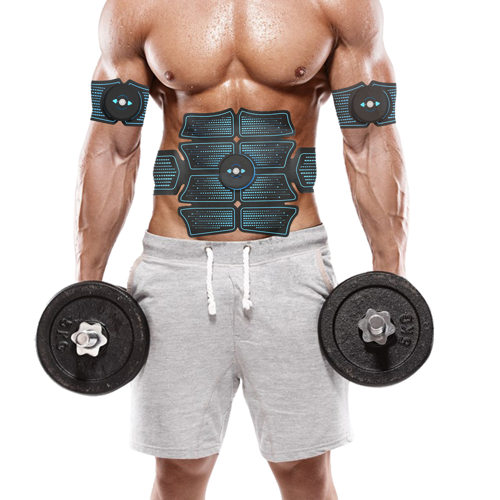 Efficient Electrical Hip Muscle Stimulator EMS Abdominal Muscle Training Trainer