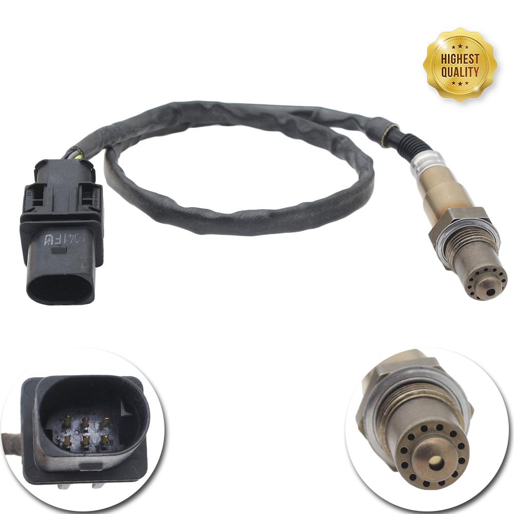 5 Wire Oxygen O2 Sensor For Audi BMW VW Nissan Renault Seat Skoda 1.9 2.0