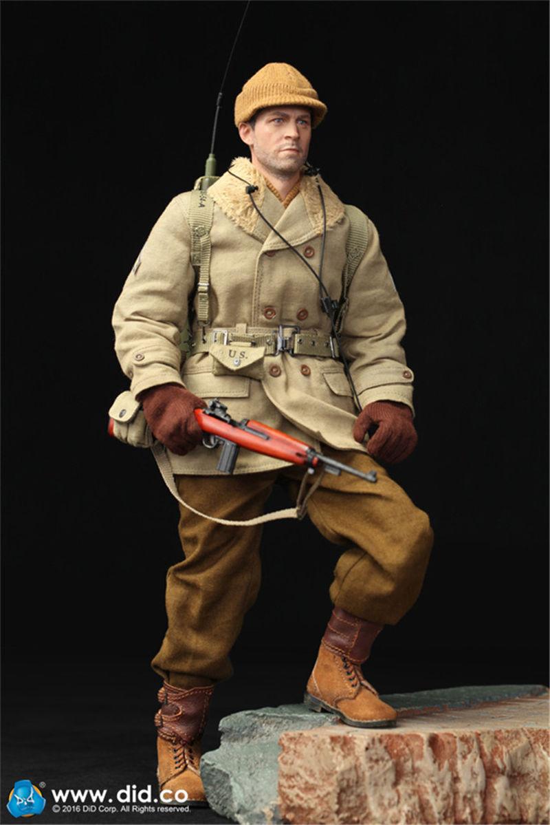 DID 3R A80115 1/6 Radio Radio Radio operator The U.S. twenty-ninth Infantry Division Paul b054ec