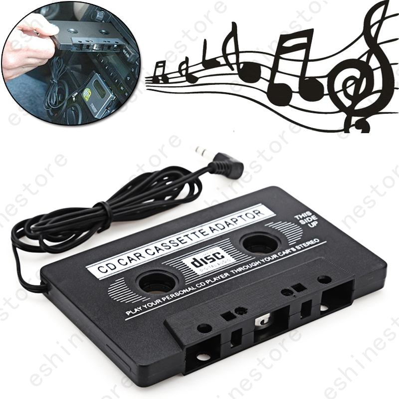 Adapter For Shuffle Nano Ipod To Cassette Car Tape Deck