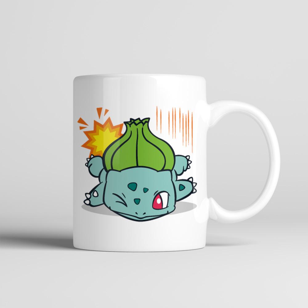 Anime Pokemon Go Cute Pikachu Pattern Funny Gag Coffee Mug