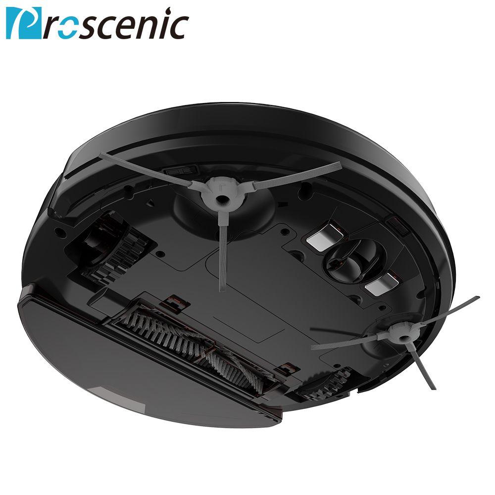 Proscenic 811gb Aleax Robotic Vacuum Silent Floor Washing