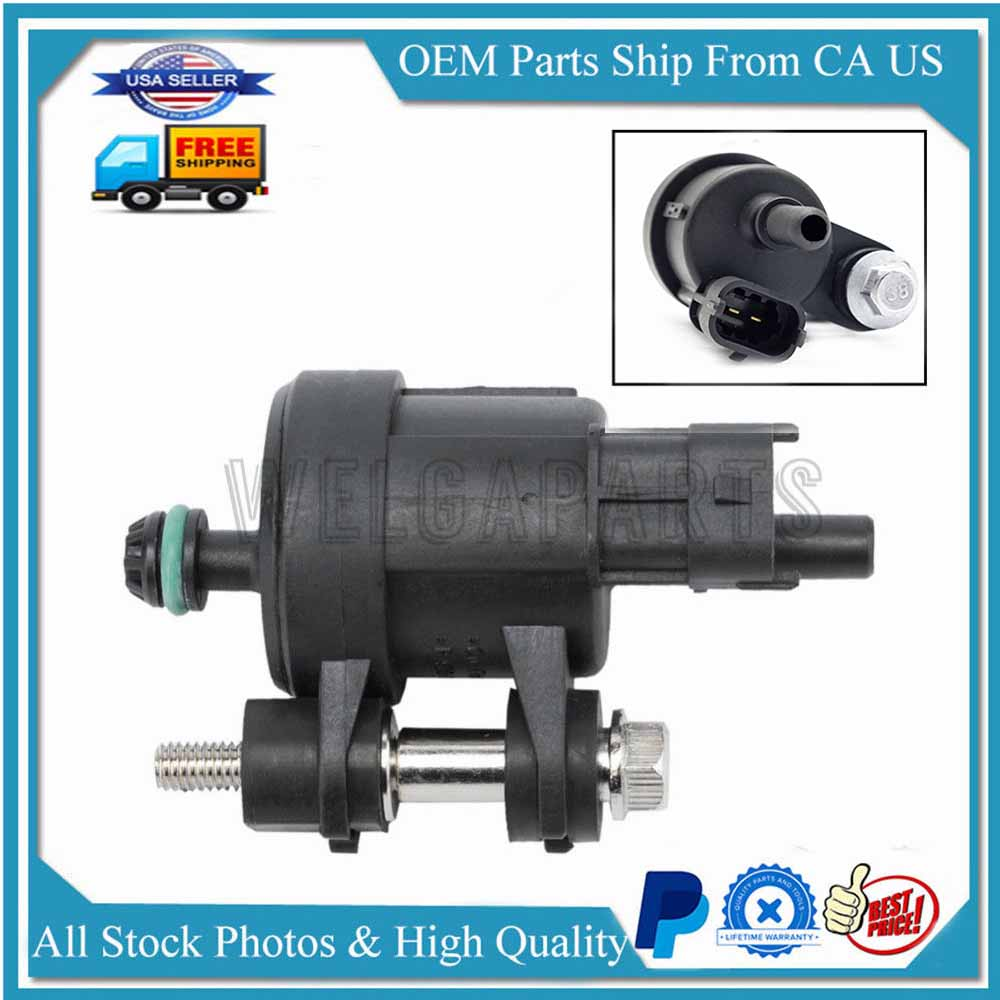 Details about Vapor Canister Purge Valve Solenoid For Buick Cadillac GMC  Chevrolet 3 6L-V6