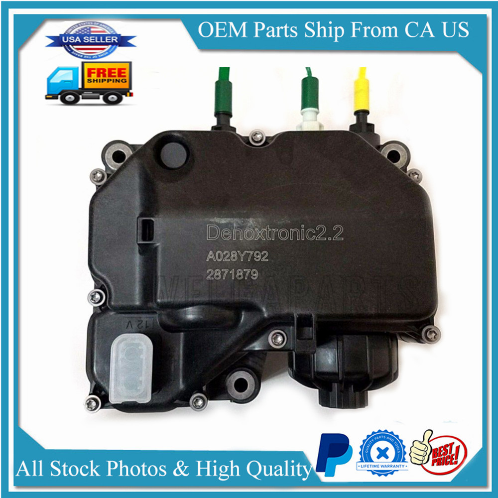 Details about US GENUINE OEM NEW DENOXTRONIC 2 2 CUMMINS ISX ISB ISC DEF  UREA PUMP - 4387304RX