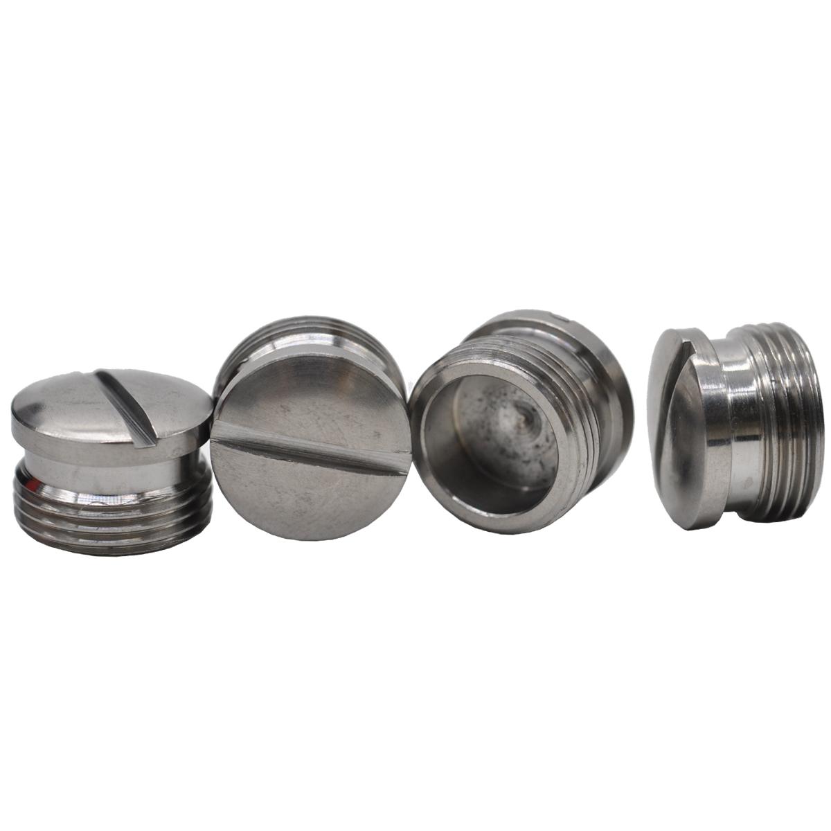 J/&L Alloy pedal Cap//nut fit Crank Brothers Egg Beater//Xpedo//Wellgo//Tioga//Exustar