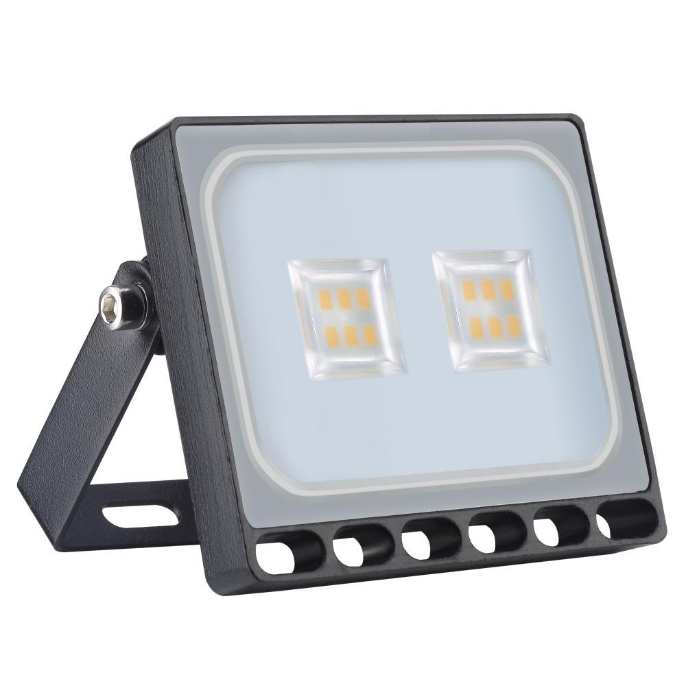 8X 10W LED Floodlight Class Cool//Day White Outdoor Garden Security Flood Lights