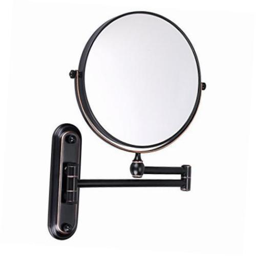 gurun spiegel beidseitig schwenkbar wand schminkspiegel. Black Bedroom Furniture Sets. Home Design Ideas