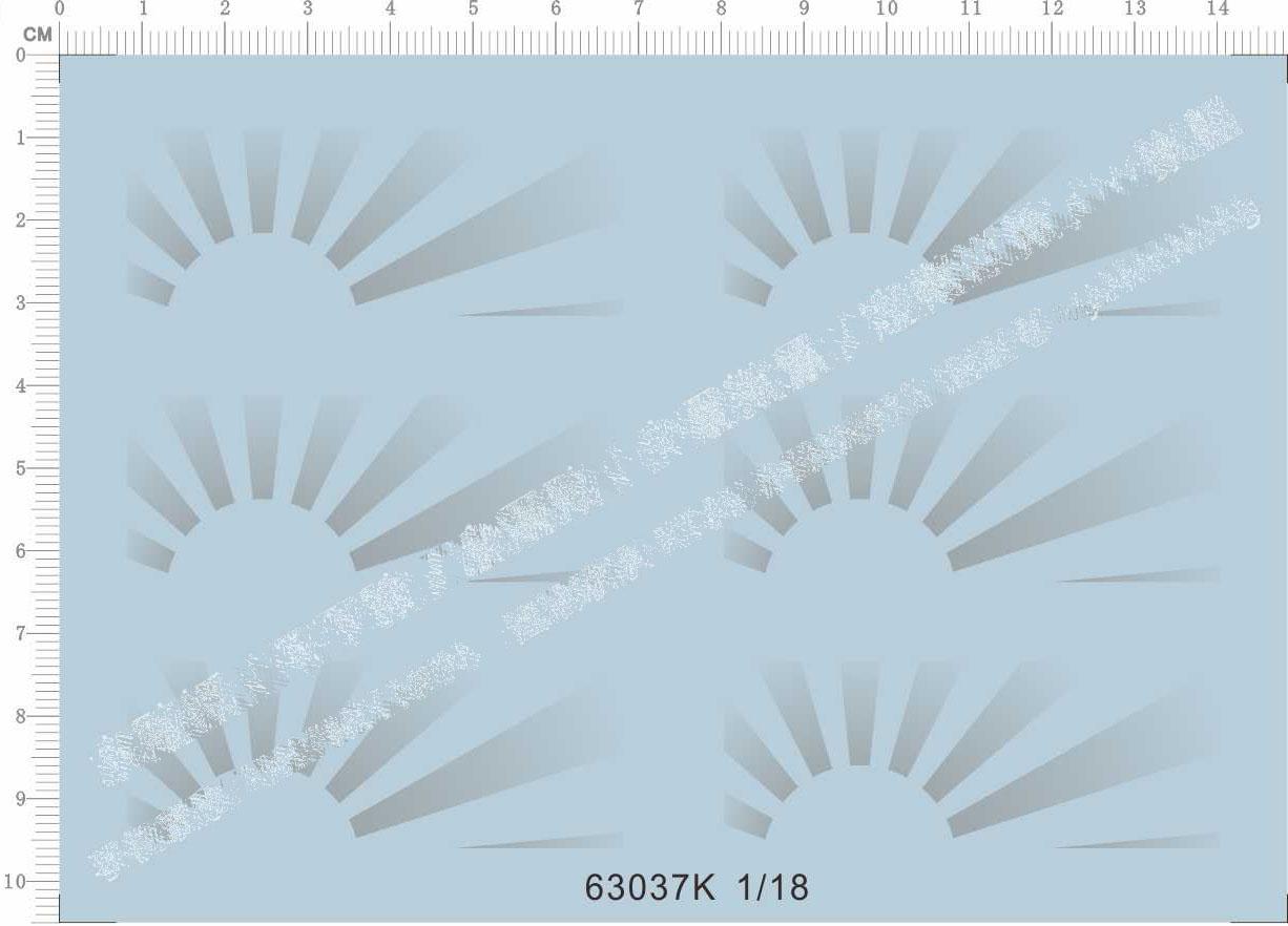 1//18 LB Performance Logos /& marks K Model Kit Water Decal
