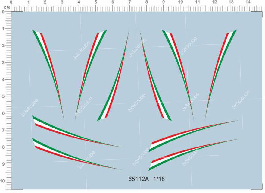 Präzision 4 Paare Gemfan 5x3 5030 3-Blatt Propeller CW CCW für 250 Rahmen ia