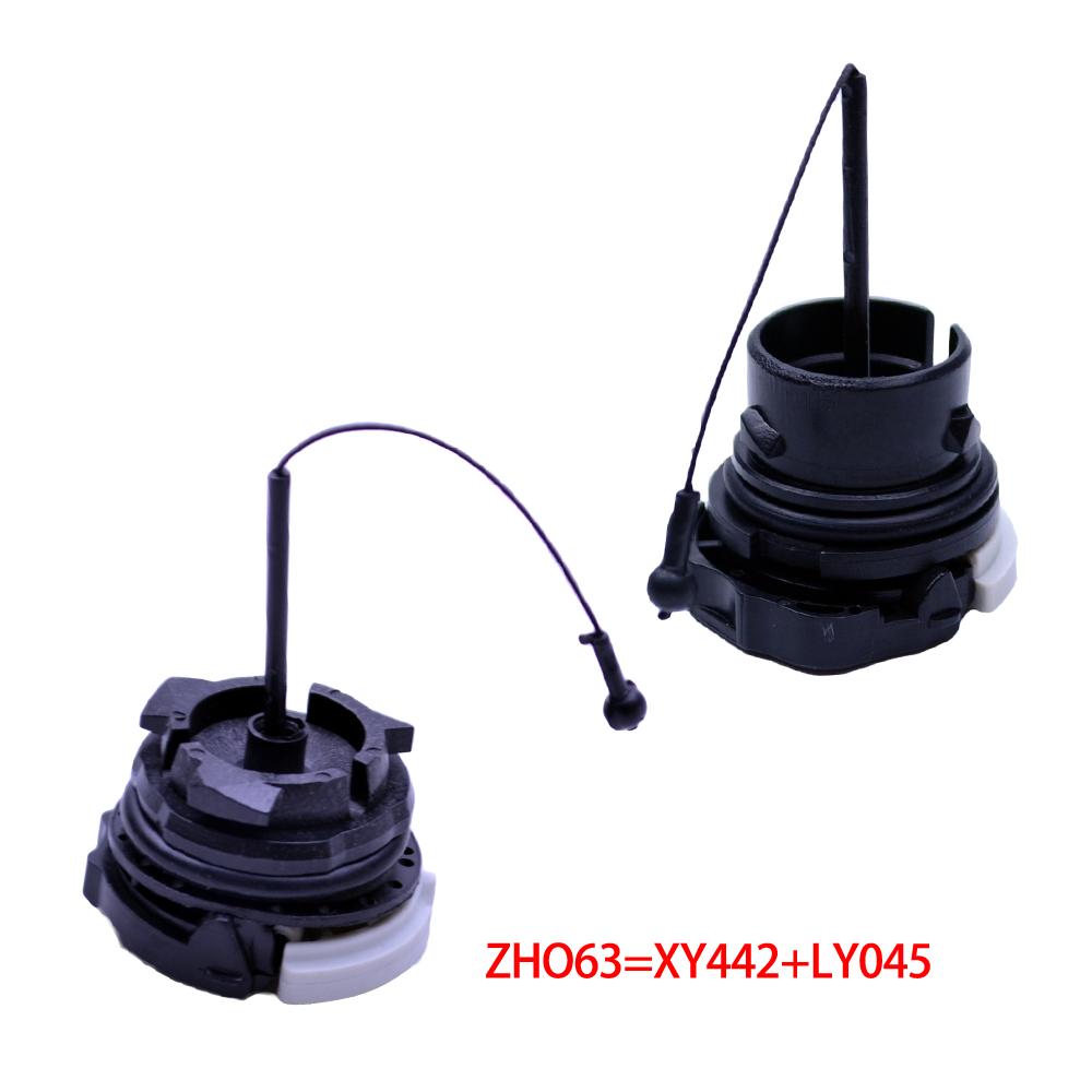 kettensäge tankdeckel öldeckel kit ersatz passend für stihl ms210 ms230 ms240