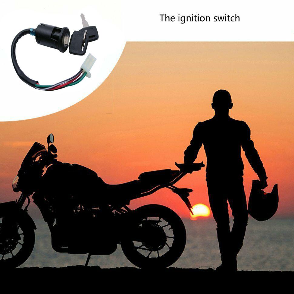 2x Ignition Switch Key F Chinese Quad ATV 90cc 110cc 125cc 50cc 70cc TaoTao Sunl