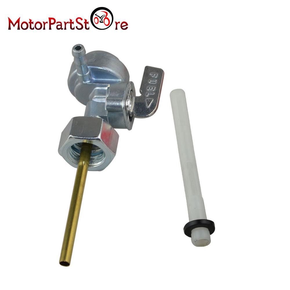 Fuel Valve Petcock  For  Honda Motorcycle Fuel Valve Petcock • 16 x 1.5mm •