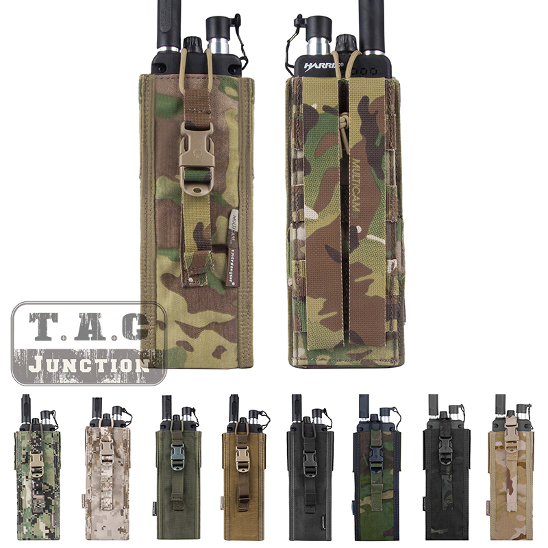 Details about Emerson Tactical MOLLE MBITR PRC-148 PRC-152 Radio Pouch  Walkie Talkie Pocket