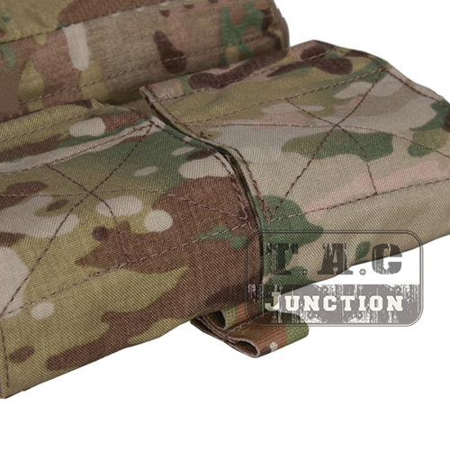 Emerson Pack Zip-on Panel Plate Carrier Back Bag Mag Pouch for CPC AVS JPC 2.0