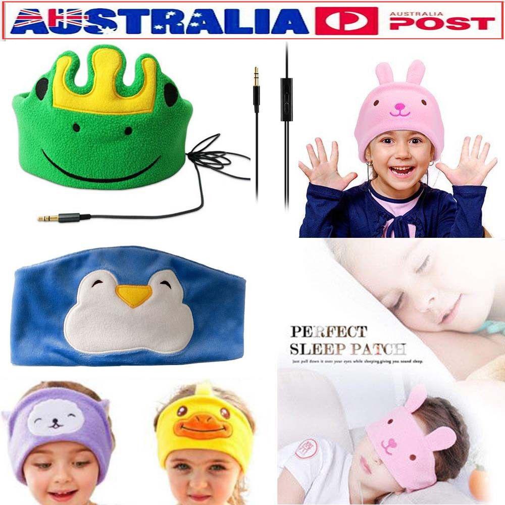Kids headband earphones for sleeping - kids headphones for new ipad
