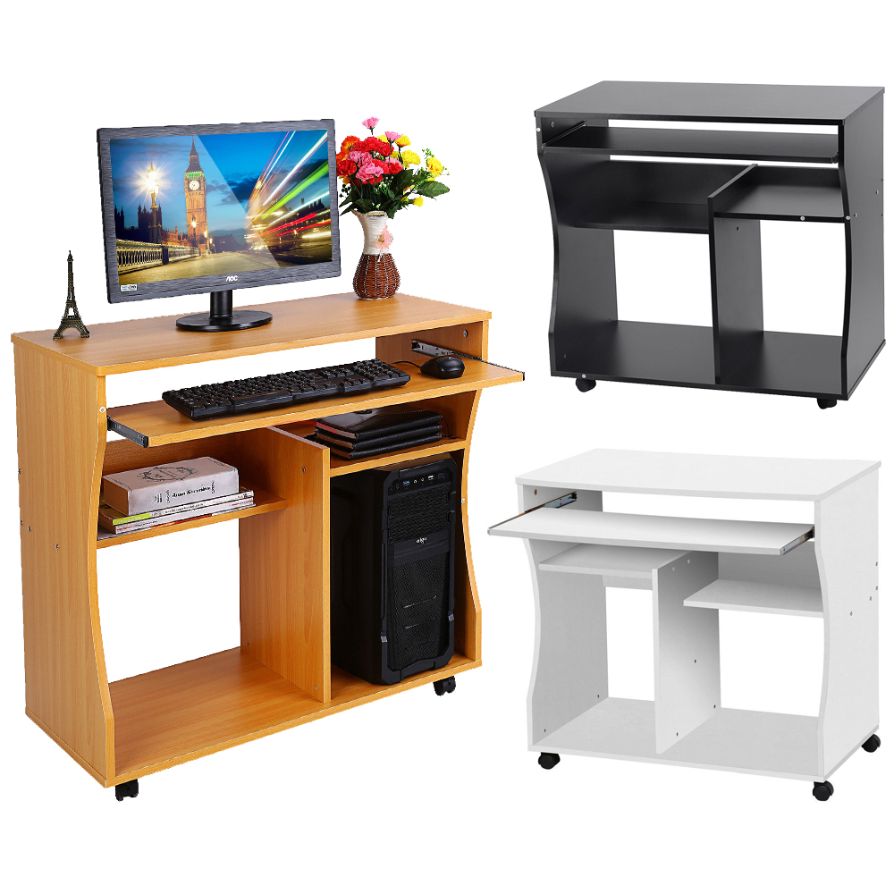 Small Computer Desk Home Office Laptop Table Workstation With